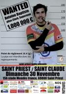 Affiche St Claude